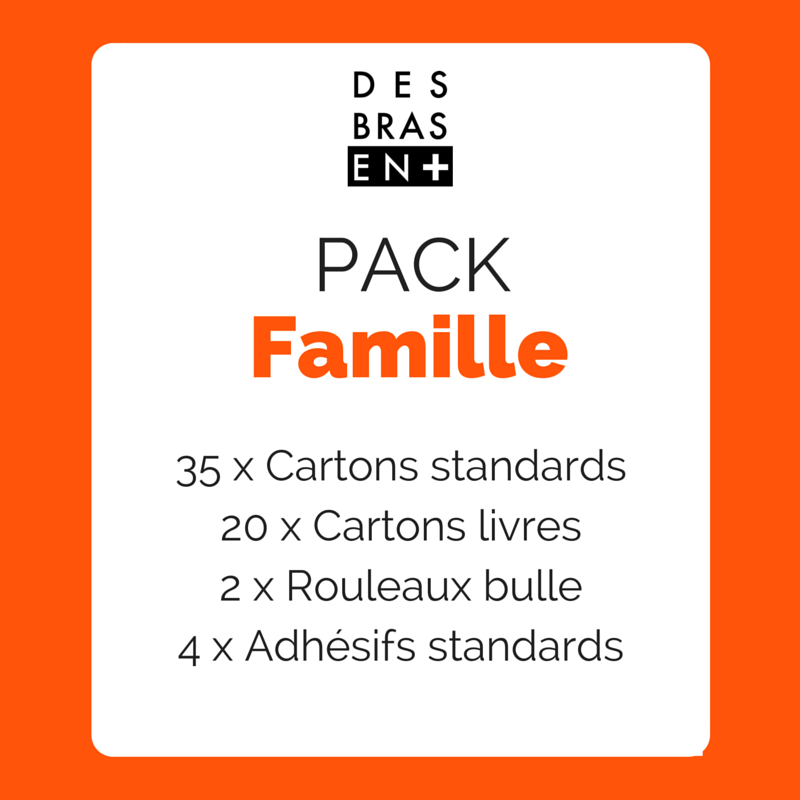 Pack Famille