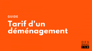 Tarif d'un déménagement en France.