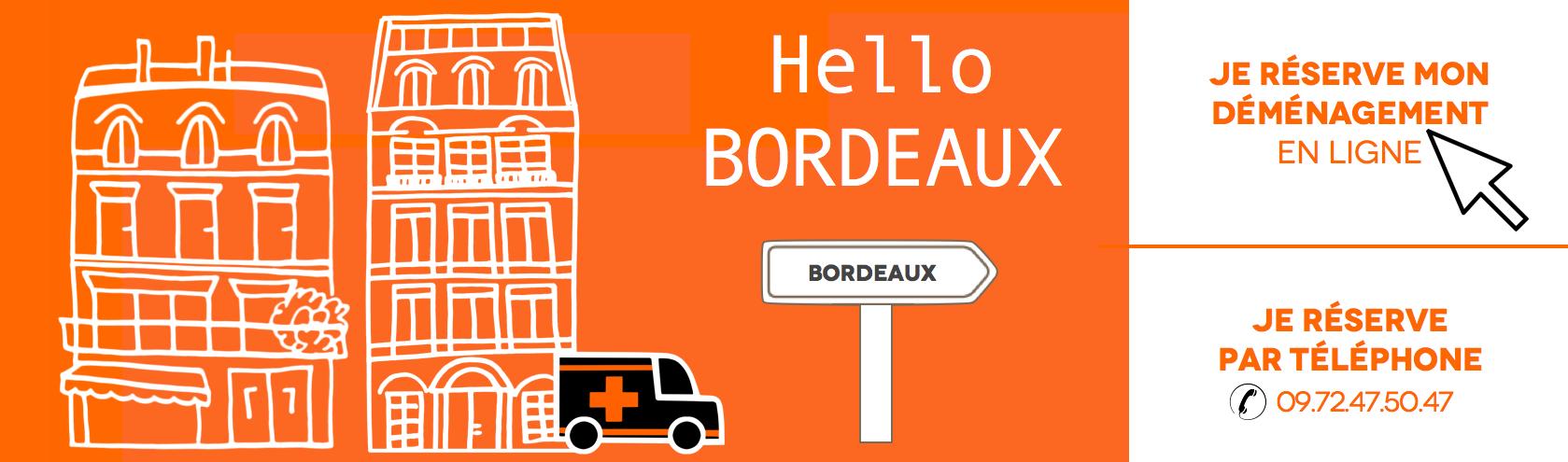 Déménagement pas cher à Bordeaux